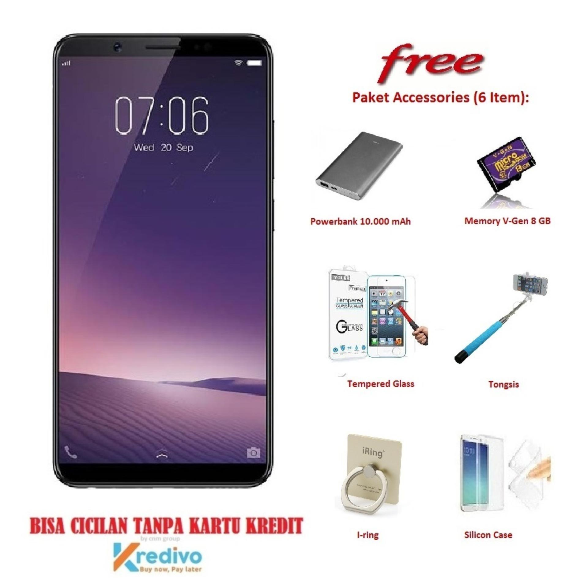 Promo Vivo V7 4 32Gb Free 6 Item Accessories Akhir Tahun